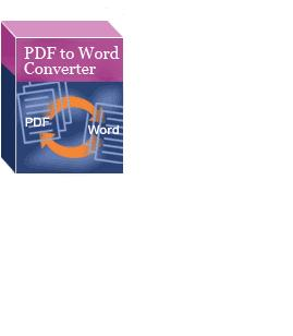 PDF-File PDF To Word Converter screenshot